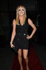 KATIE MCGLYNN at Mal Maison Events Rooms Launch Party in Manchester 09/22/2016