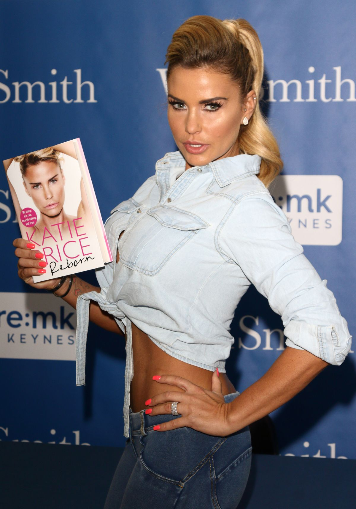 KATIE PRICE at