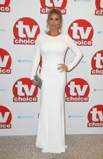 KATIE PRICE at TV Choice Awards in London 09/05/2016