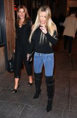 KATIE PRICE Night Out in Manchester 09/27/2016