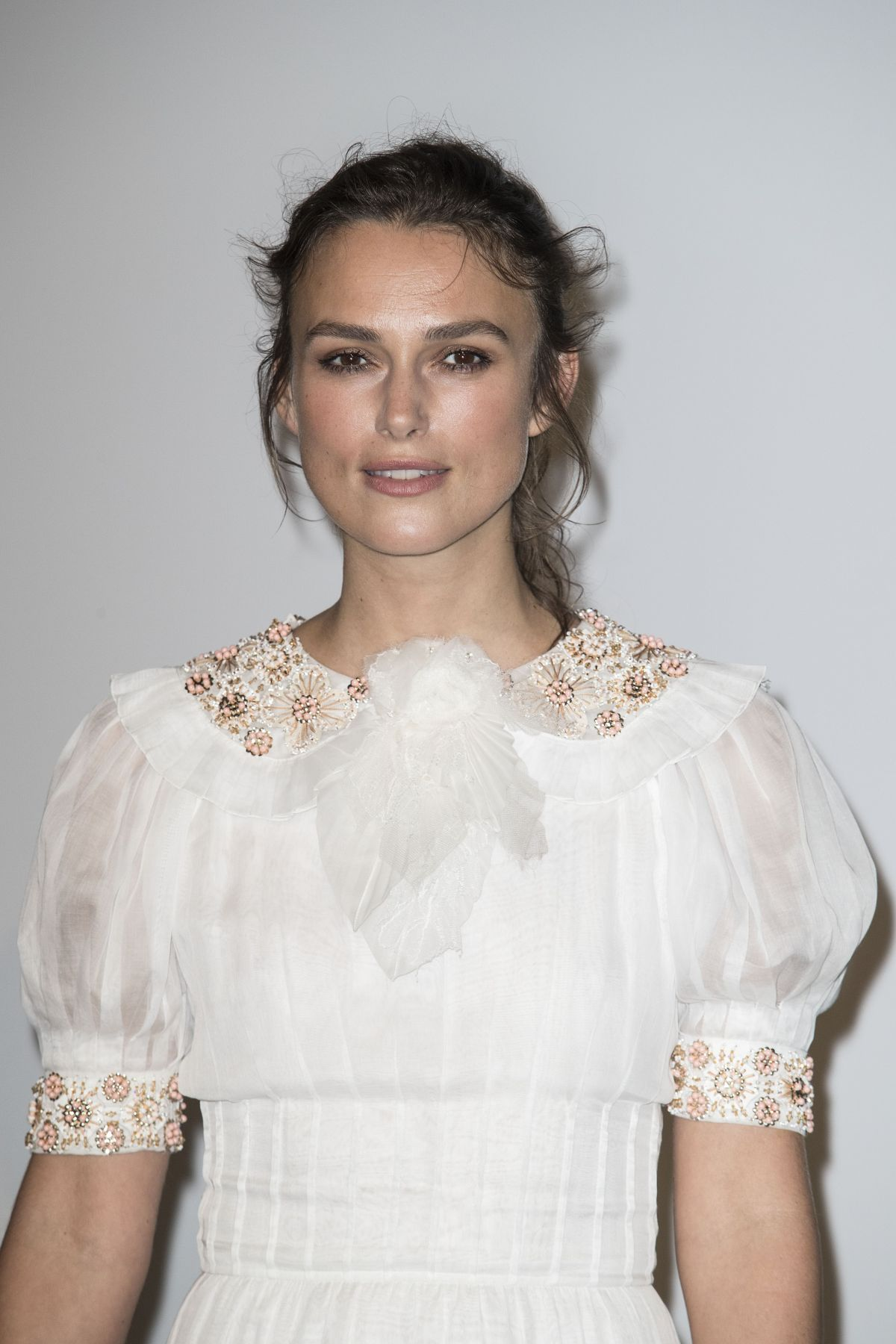 KEIRA KNIGHTLEY at Culture Chanel Exhibition Opening in ... Keira Knightley