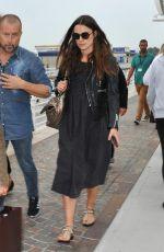 KEIRA KNIGHTLEY Leaves Venice 09/16/2016