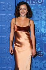 KEISHA CASTLE-HUGHES at 68th Annual Primetime Emmy Awards in Los Angeles 09/18/2016