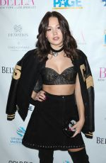 KELLI BERGLUND at Bella New York September/October 2016 Cover Launch Party in New York 09/13/2016