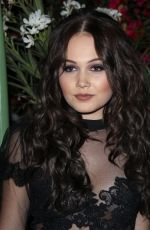KELLI BERGLUND at Teen Vogue Young Hollywood Party in Los Angeles 09/23/2016