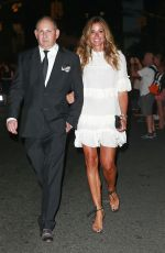 KELLY BENSIMON at Cartier Store Reopening at Fifth Avenue in New York 09/07/2016