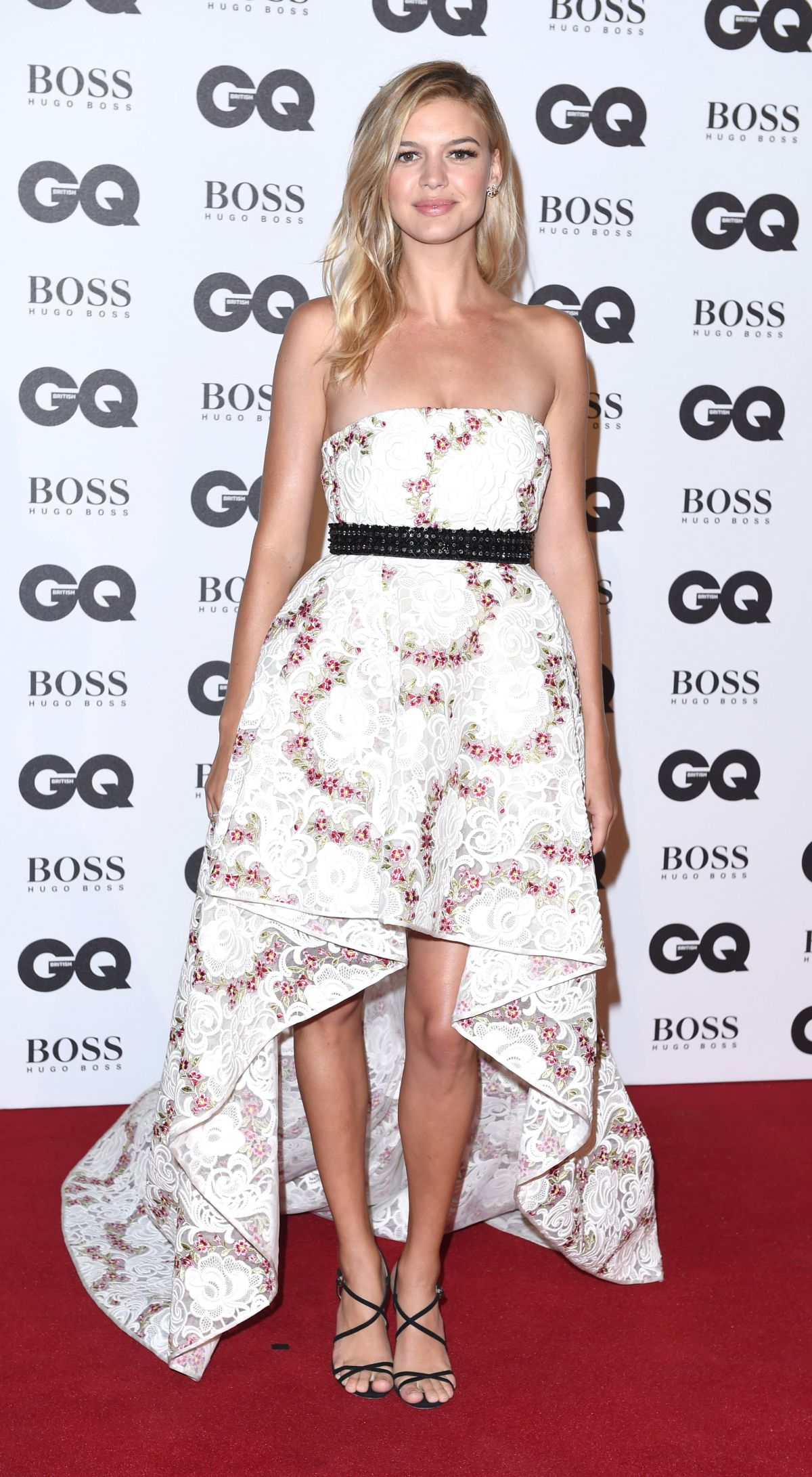 KELLY ROHRBACH at GQ Men of the Year Awards 2016 in London 09/06/2016