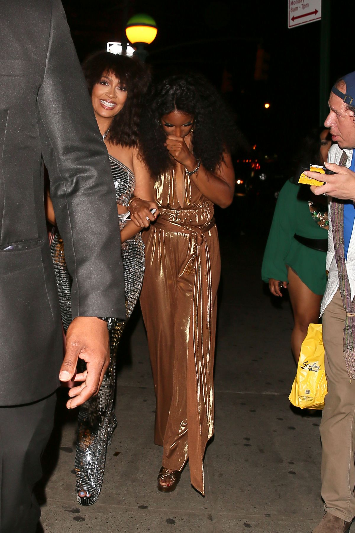 KELLY ROWLAND at Beyonce's Birthday Party in New York 09 ...