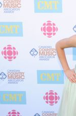 KELSEA BALLERINI at Canadian Country Music Association Awards in Ontario 09/12/2016