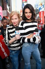 KENDALL JENNER at MTV Total Registration Live at Times Square in New York 09/27/2016