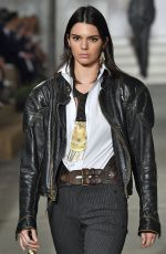 KENDALL JENNER at Ralph Lauren Fashion Show at NYFW in New York 09/14/2016