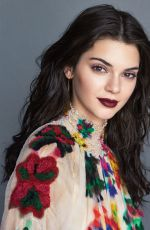 KENDALL JENNER by Patrick Demarchelier