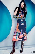 KENDALL JENNER in Vogue Magazine, Australia Octobre 2016 Issue