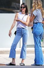 KENDALL JENNER Leaves a Fitting in New York 09/13/2016
