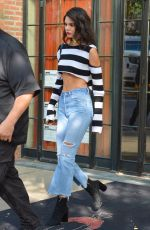 KENDALL JENNER Leaves Her Apartment in New York 09/27/2016