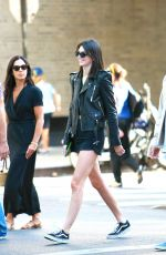 KENDALL JENNER Out and About in New York 09/16/2016