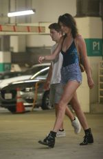 KENDALL JENNER Out Shopping in Beverly Hills 09/03/2016