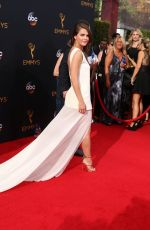 KERI RUSSELL at 68th Annual Primetime Emmy Awards in Los Angeles 09/18/2016