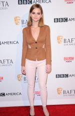 KERRIS DORSEY at BBC America Bafta Los Angeles TV Tea Party 2016 in West Hollywood 09/17/2016