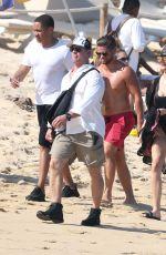 KHLOE KARDASHIAN in Swimsuit at a Beach in Cabo San Lucas 09/04/2016