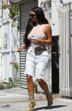 KIM KARDASHIAN Out and About in Miami 09/17/2016