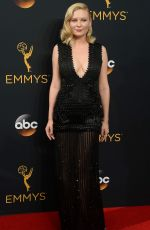 KIRSTEN DUNST at 68th Annual Primetime Emmy Awards in Los Angeles 09/18/2016