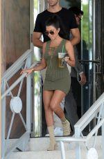 KOURTNEY KARDASHIAN Out Shopping in Miami 09/15/2016