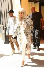 KYLIE JENNER and Tyga Out and About in New York 09/07/2016