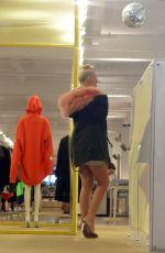 KYLIE JENNER Shopping at Jeffrey New York 09/08/2016