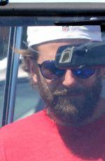 LADY GAGA and Bradley Cooper Out in Malibu 09/04/2016