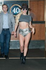 LADY GAGA Night Out in New York 09/20/2016