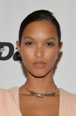 LAIS RIBEIRO at The Daily Front Row's 4th Annual Fashion Media Awards in New York 09/08/2016