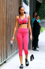 LAIS RIBEIRO on the Set of VSX Photoshoot in New York 09/07/2016
