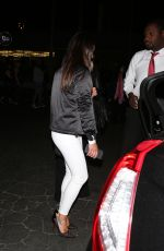 LEA MICHELE Arrives at Beyonce