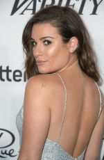 LEA MICHELE at Variety and Women in Film