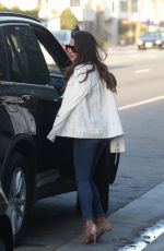 LEA MICHELE Out and About in Malibu 09/02/2016