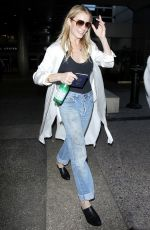LEANN RIMES at Los Angeles International Airport 09/13/2016