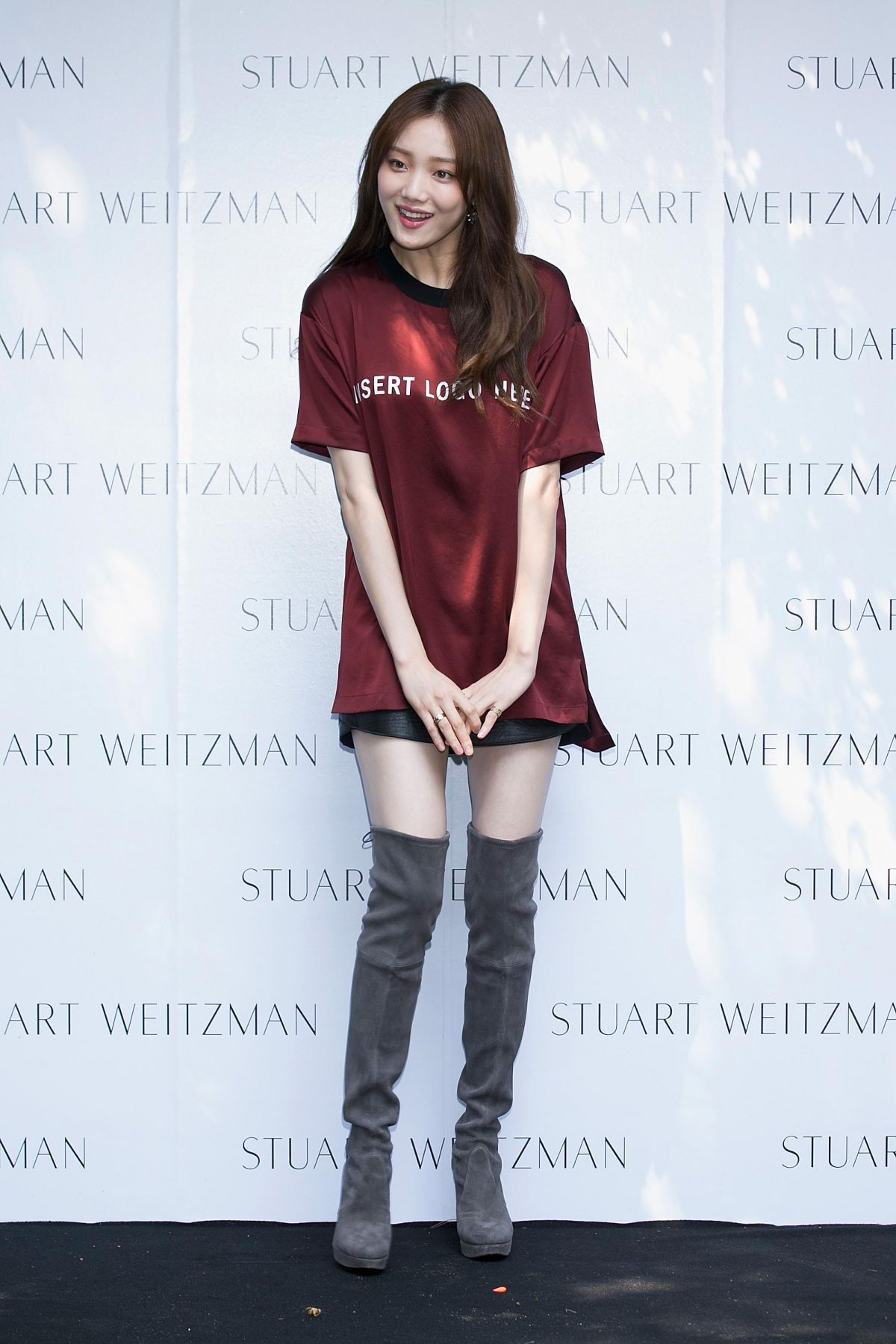 LEE SUNG-KYUNG at Stuart Weitzman 2016 Fall/Winter Presentation in Seoul 09/01/2016