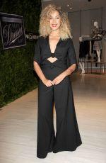 LEONA LEWIS at Saks Fifth Avenue + Vanity Fair: 2016 International Best Dressed List Celebration in New York 09/21/2016