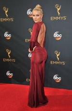LINDSEY VONN at 68th Annual Primetime Emmy Awards in Los Angeles 09/18/2016