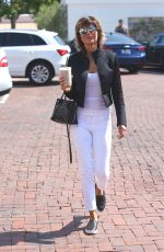 LISA RINNA Out and About in Beverly Hills 08/27/2016
