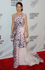 LUCY LIU at 2016 American Theatre Wing Gala Honoring Cicely Tyson in New York 09/26/2016