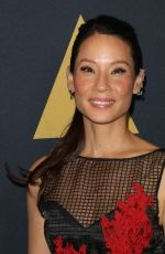 LUCY LIU at Student Academy Awards in Los Angeles 09/22/2016