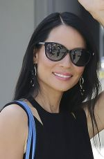 LUCY LIU Leves