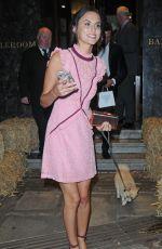 LUCY WATSON at 2016 Animal Hero Awards in London 09/07/2016