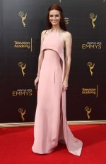 LYDIA HEARST at Creative Arts Emmy Awards in Los Angeles 09/10/2016