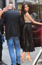 MADISON BEER Out and About in New York 09/12/2016