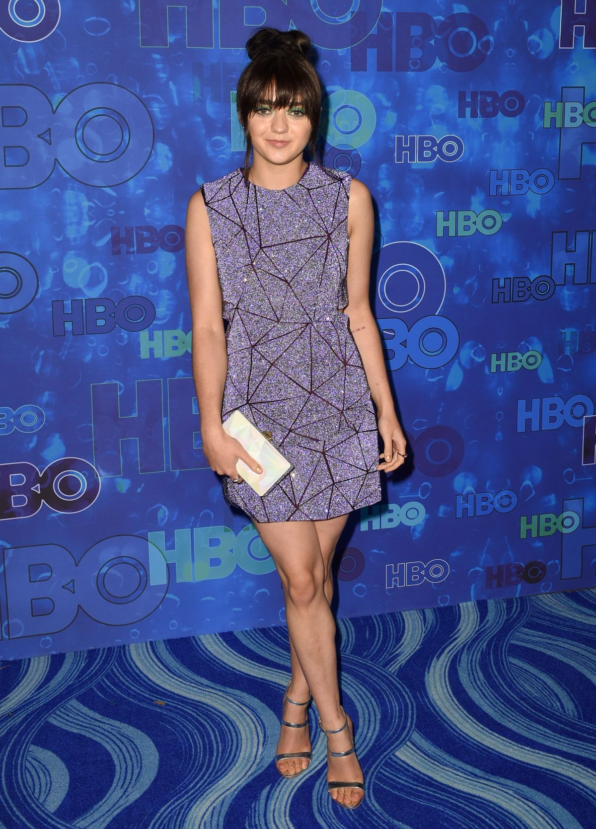 MAISIE WILLIAMS at HBO