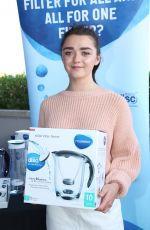 MAISIE WILLIAMS at Pilot Pen and GBK