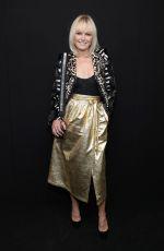 MALIN AKERMAN at Marc Jacobs Fashion Show at New York Fashion Week 09/15/2016